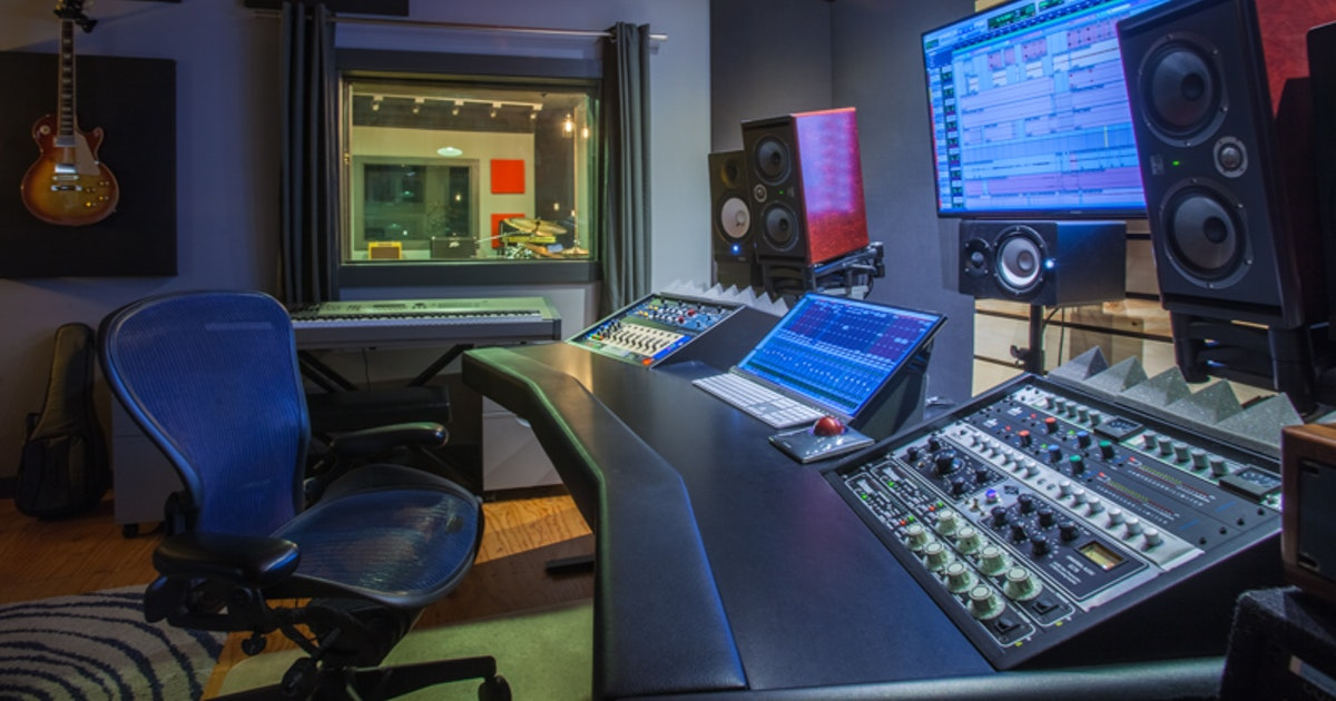 Foreword Productions - Studio A - $150.00