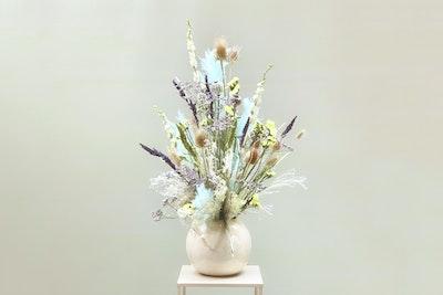 Evighedsdekoration (inkl. vase)