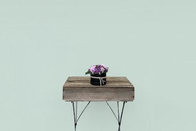 Blomsterboks
