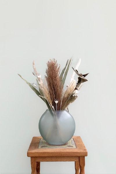 Natur evighedsbuket u/vase