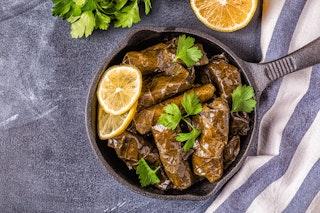 Turkish Dolma - Seafood