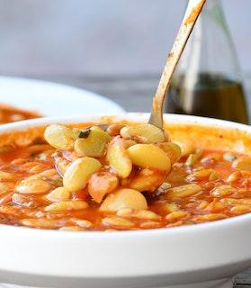 Bean Stew ( Fasolia)
